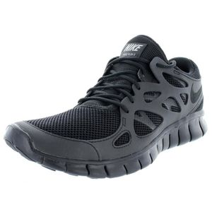 BASKET NIKE FREE RUN 2 Baskets Homme Noir