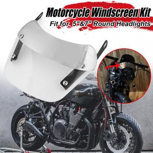 Benelli Leoncino Trail 17-19 Puig Windshield Naked New Generation Sport 9747F 500 16