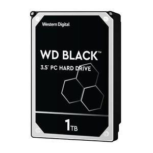 DISQUE DUR INTERNE WD Black™ - Disque dur Interne Performance - 64MB
