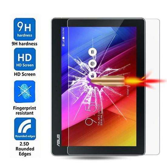 Kepuch Paquet de 2 Verre Tremp/é Protecteur d/écran pour ASUS ZenPad 10 z301mfl z301ml z300c z300m z300cl z300cg