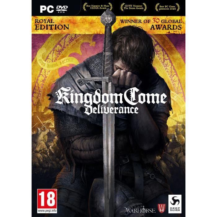 JEU PC Kingdom Come Deliverance - Royal Edition - Game Of