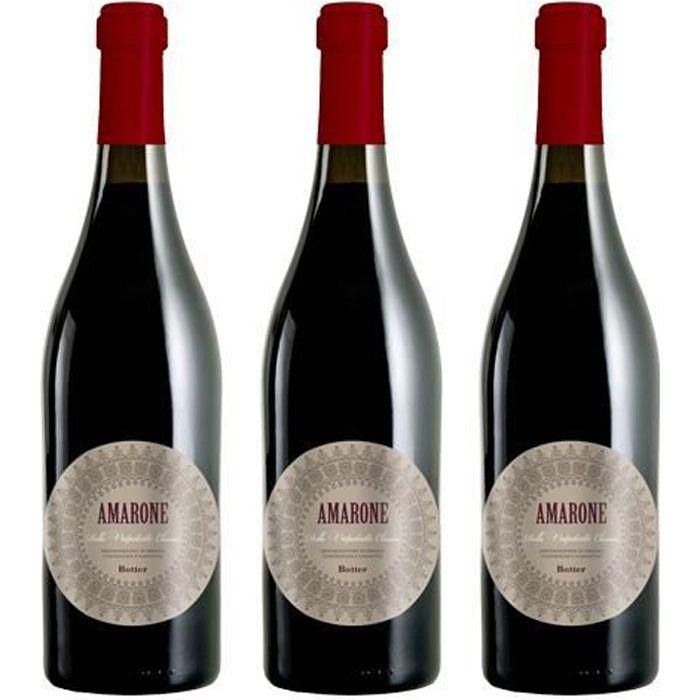AMARONE DELLA VALPOLICELLA CLASSICO, 3 bouteilles