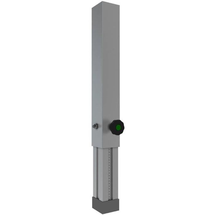 Pied télescopique Leg 80 - 140 cm (x4)