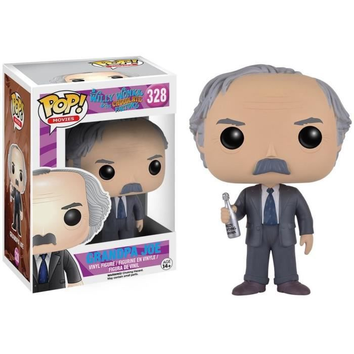 Figurine Funko Pop! The Chocolate Factory : Grandpa JŒ