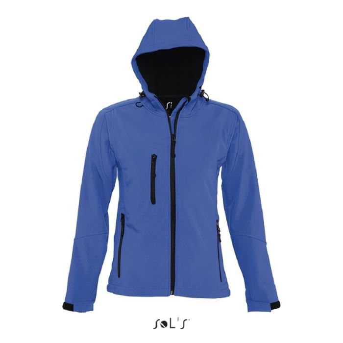 Coupe-Vent Replay Femme Royal - M