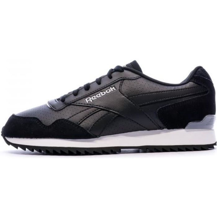 Chaussures Noires Homme Reebok ROYAL GLIDE RPLCLP