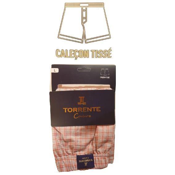 Torrente caleçon Homme 100% Coton R 61