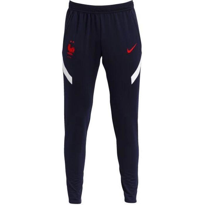 NIKE Pantalon de jogging FFF Tech 20 - Mixte - Bleu