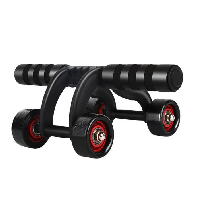 1PC Abdominal Fitness portant équipement de gymnastique ABS roue d'exercice mâle TAPIS DE SOL - TAPIS DE GYM - TAPIS DE YOGA