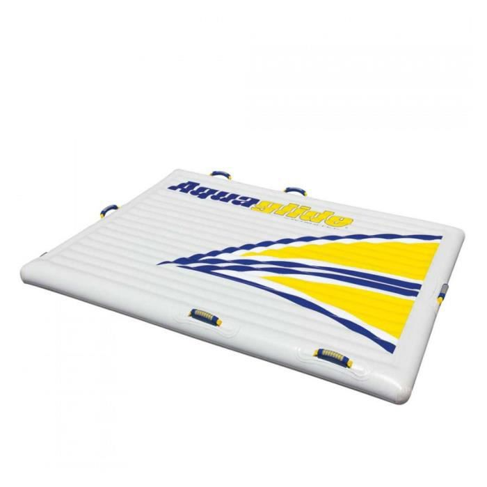 Matelas gonflable xl swimstep aquaglide achat vente matelas gonflable c - Matelas gonflable cdiscount ...