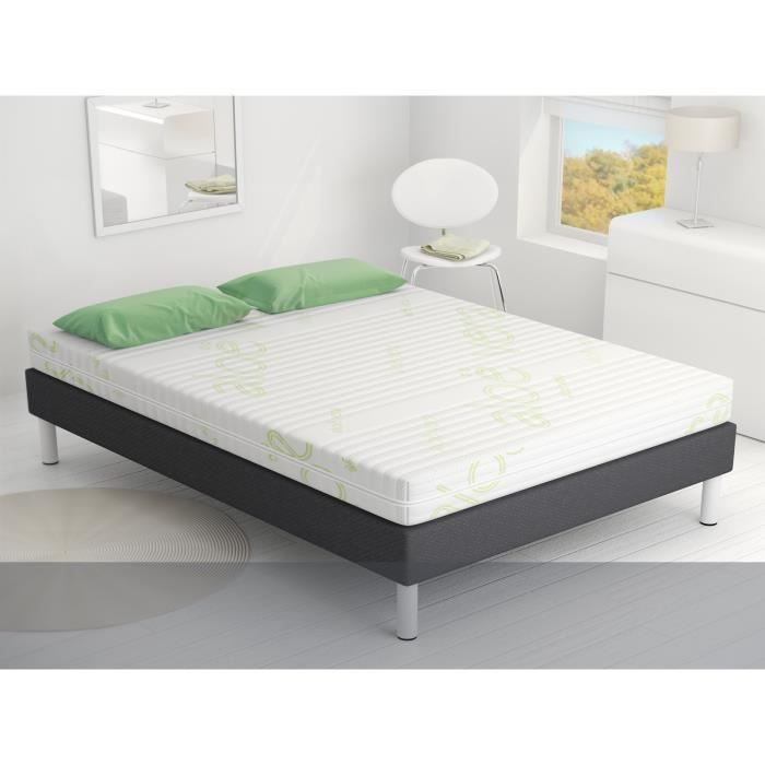 matelas m moire de forme touch 120 x 190 cm achat vente matelas cdiscount. Black Bedroom Furniture Sets. Home Design Ideas