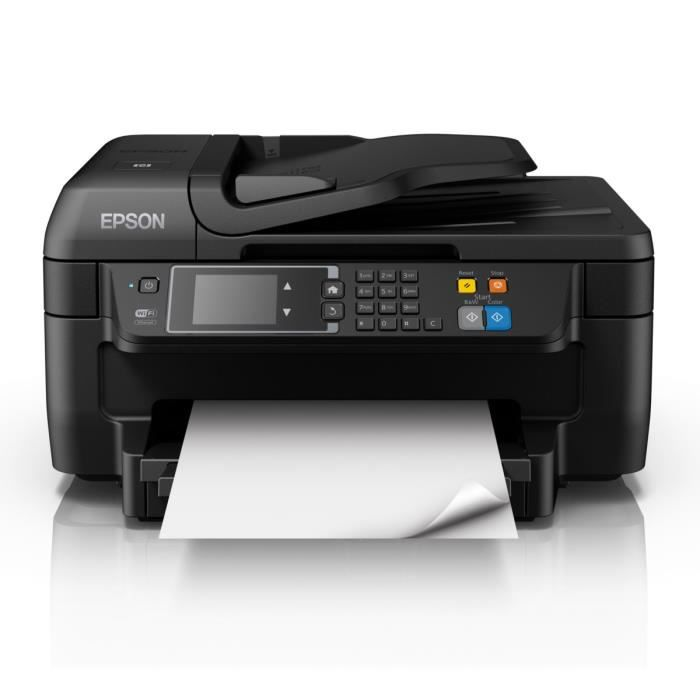 epson imprimante multifonction 4 en 1 workforce wf 2750dwf. Black Bedroom Furniture Sets. Home Design Ideas