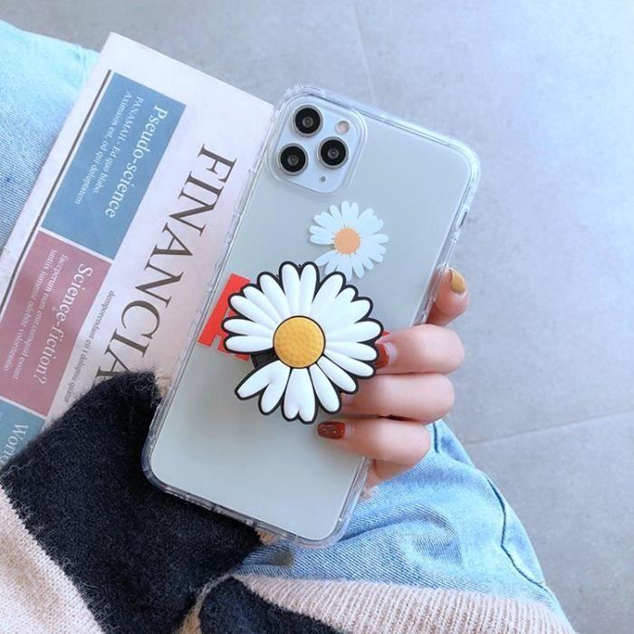 Coque iPhone SE,KPOP G Dragon Transparente Silicon