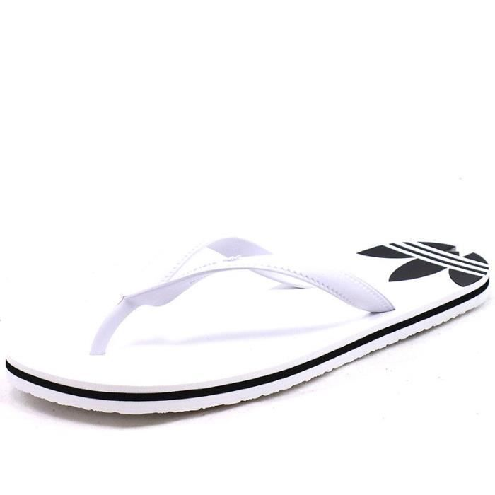newest collection 9a792 d1895 TONG Tongs Adi Sun Blanc Femme Adidas