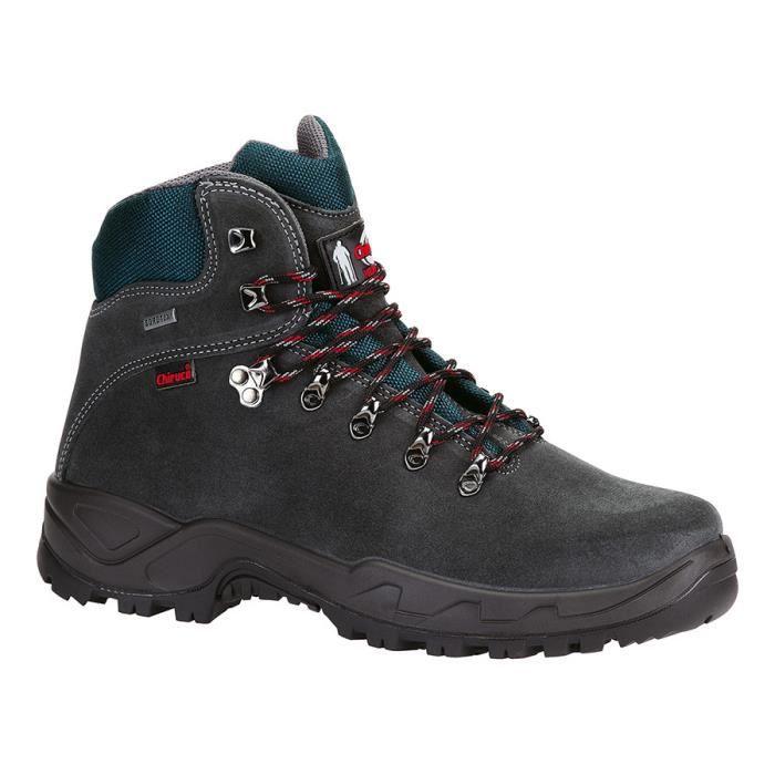 CHAUSSURE - BOTTE Chaussures Chiruca Xacobeo GTX gris bleu 266374,