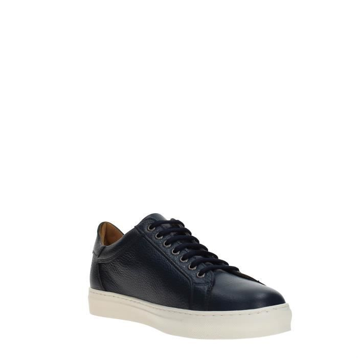 Soldini Sneakers Homme BLUE, 43