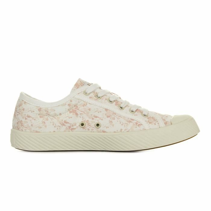 Baskets Palladium Plphoenix P U Peach Whip-Marshmallow