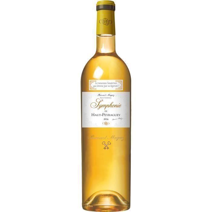 Symphonie de Haut-Peyraguey 2016 Sauternes - Vin blanc de Bordeaux