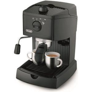 MACHINE À CAFÉ DELONGHI EC146.B Machine expresso classique - Noir