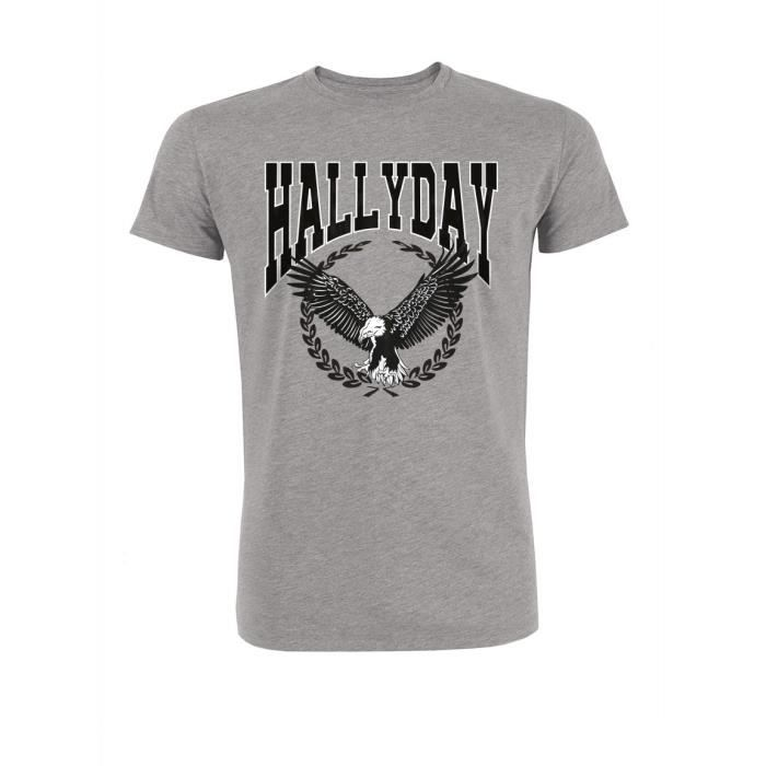 T Shirt Johnny Hallyday Achat Vente Pas Cher