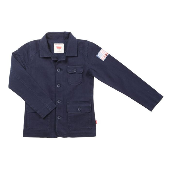 levi 39 s veste en jean jett junior gar on achat vente veste levi 39 s veste jett gar on cdiscount. Black Bedroom Furniture Sets. Home Design Ideas