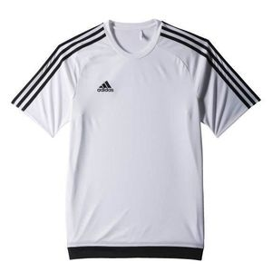 MAILLOT DE FOOTBALL ADIDAS ESTRO 15 JSY T-shirt junior - Blanc