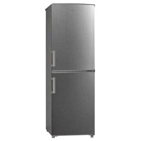 RÉFRIGÉRATEUR CLASSIQUE HAIER HBM-446S - Réfrigérateur congélateur bas - 1