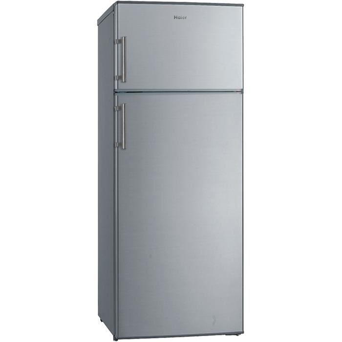 Photo de haier-htm-546s-refrigerateur-congelateur-haut-210l-17040-froid