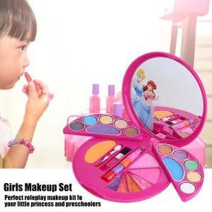 MAQUILLAGE Jouet de kit de maquillage de princesse de Disney