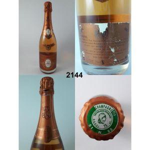 CHAMPAGNE Cristal Roederer rosé 2004 - N° : 2144, Champagne,