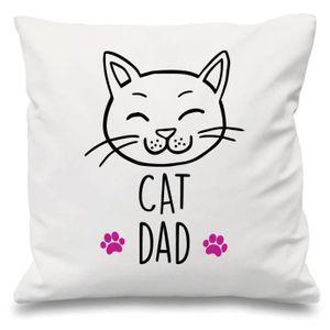 Cadeau Fête des pères pour papa ou pas Papa Coussin Avec Pad Inclus Meilleur Ami