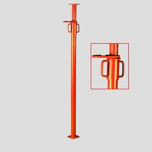 ETAI Etai de macon de 0,70 à 1,20 m peint écrou acier
