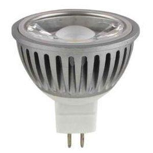 Plafonnier encastré mr16 gu5 3 12v pivotant Blanc LED