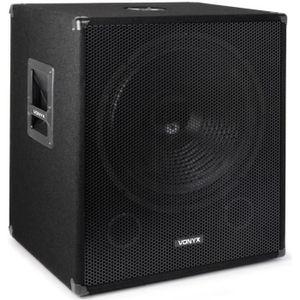 CAISSON DE BASSE VONYX - Skytec Caisson de basses 600W Max. DJ PA S