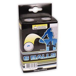 BALLE TENNIS DE TABLE Buffalo set de balles de ping pong compétition 6 p