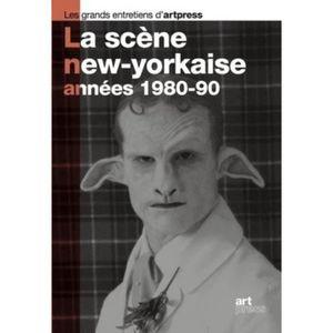 TABLEAU - TOILE La scène new-yorkaise, années 1980-90