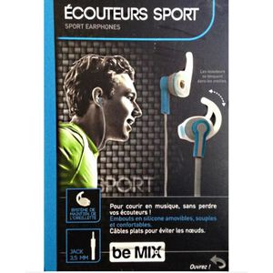 ecouteur mp3 pour sport achat vente ecouteur mp3 pour. Black Bedroom Furniture Sets. Home Design Ideas