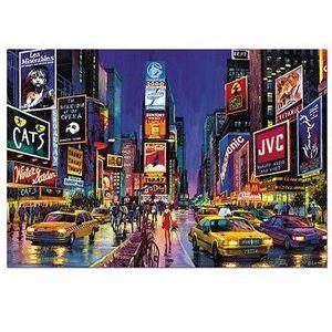 PUZZLE EDUCAT - Puzzle 1000 pièces - Times Square NY