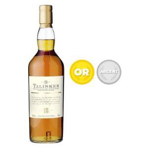 WHISKY BOURBON SCOTCH Whisky Talisker 18 ans (70cl)