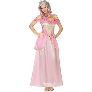 DÉGUISEMENT - PANOPLIE ATOSA Deguisement De Princesse Rose - Panoplie Adu