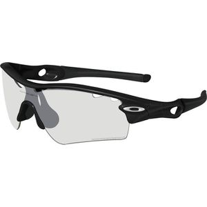 LUNETTES DE SOLEIL Oakley Radar Path Polished Black Photochromique - 7d2e44bcc785