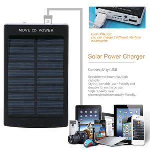 BATTERIE EXTERNE 50000mah power bank solaire  bateria externe doubl