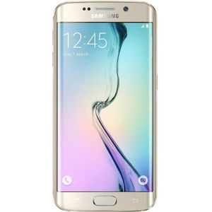 SMARTPHONE SAMSUNG Galaxy S6 Edge Or 32 Go