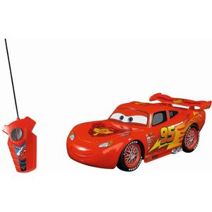 VOITURE - CAMION CARS Voiture Ice Radiocommandée Flash McQueen 1/32