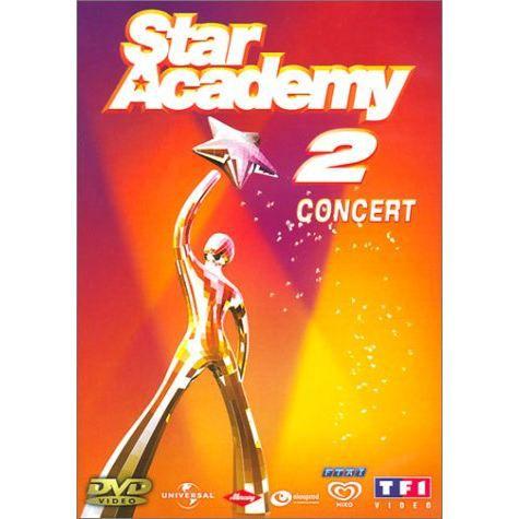 DVD MUSICAL DVD Star academy 2 : le concert