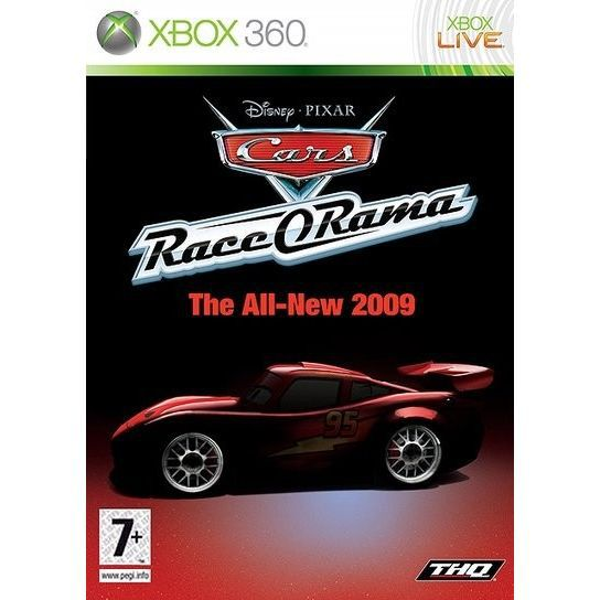 cars 3 race o rama jeu console xbox360 achat vente jeux xbox 360 cars 3 race o rama. Black Bedroom Furniture Sets. Home Design Ideas
