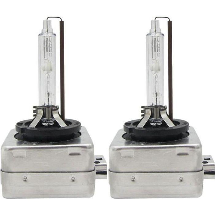 Phares voiture Lampes d'ampoules phare au xénon HID D1S 35W 5000K pour Philips ou pour OSRAM RW071361