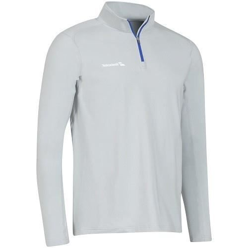 BABOLAT - BABOLAT 1/2 ZIP CORE MEN* - 3MS16171107 - Sweatshirts TENNIS GRIS - (S)