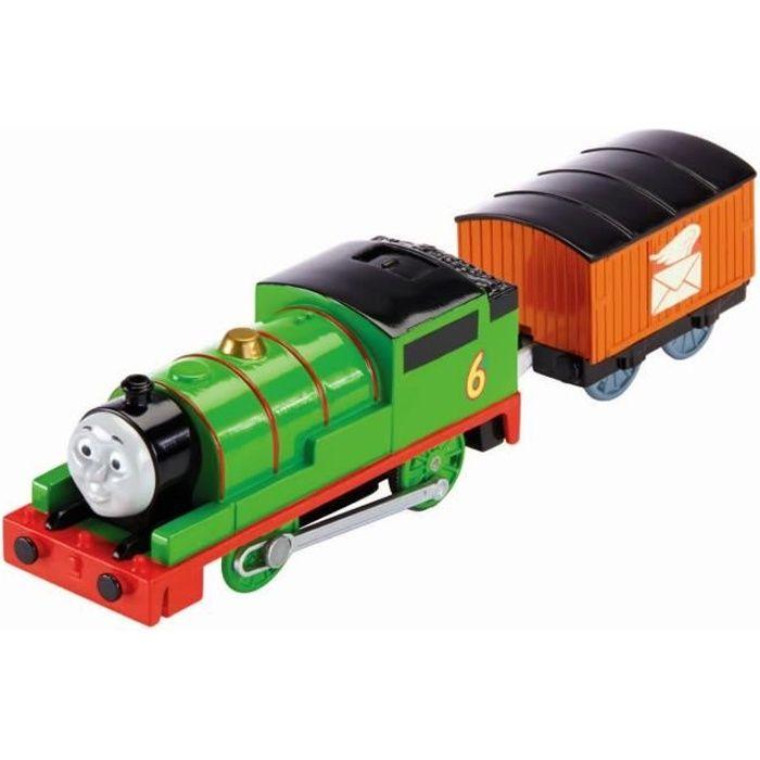 Locomotive de luxe motorisée Thomas et ses amis : Percy
