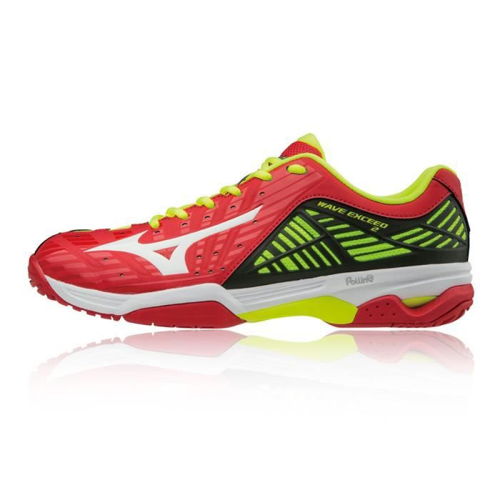 Mizuno Hommes Wave Exceed 2 All Court Chaussures De Tennis Sport